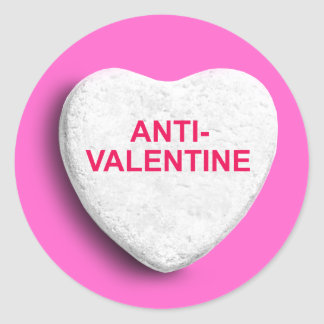 Anti Valentines Day Candy Heart Sayings Quotes
