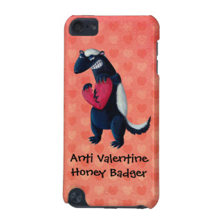 Anti Valentine Honey Badger iPod Touch (5th Generation) Cover