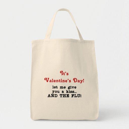Anti Valentine Kiss Bags