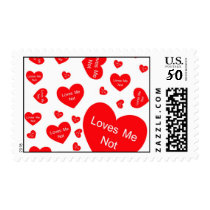 Anti Valentine's Day Postage Stamp