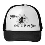 Anti-Valentine - SHHHHH Cupid in Sight Trucker Hat