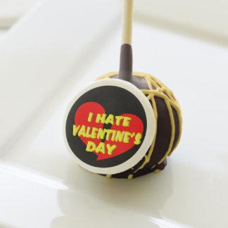 Anti Valentines Cake Pops Online (1 dozen)