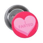 Anti-Valentine's Day 2 Inch Round Button