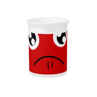 anti valentines day beverage pitcher