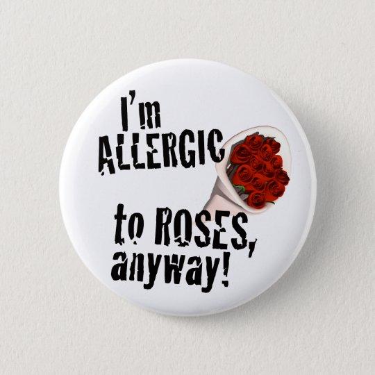 Anti Valentine's Day Button