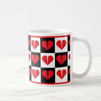 Anti Valentine's Day Classic White Coffee Mug