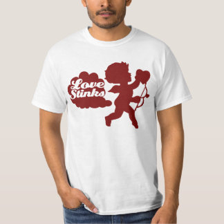 Anti-valentines day Cupid T-Shirt