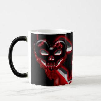 Anti-Valentine's Day: Doomed Heart Magic Mug