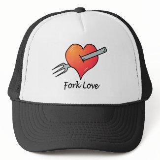 Anti-Valentine's Day hat