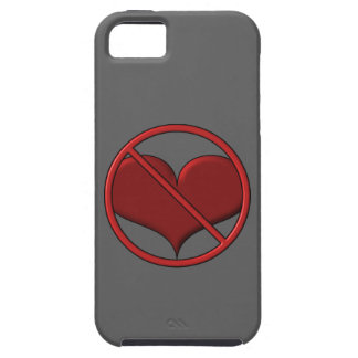 Anti Valentine's Day Heart: S.A.D. by Sonja A.S. iPhone SE/5/5s Case
