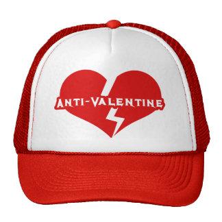 Anti-Valentines Day Heartbreaker Trucker Hat
