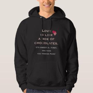 Anti Valentine's Day Hoodie