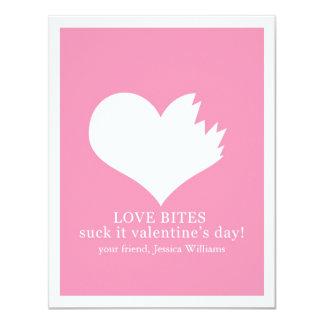 Anti-Valentine's Day Personalized Announcement