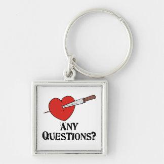 Anti Valentine's Day Keychains
