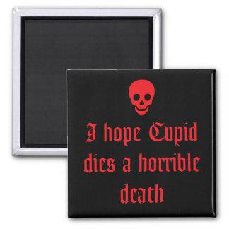 Anti Valentine's Day Magnet