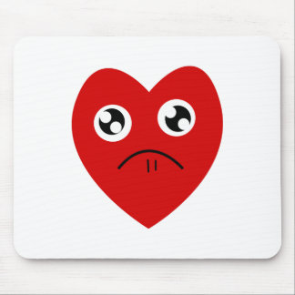 anti valentines day mouse pad