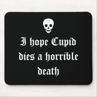 Anti Valentine's Day Mouse Pads