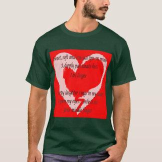 Anti-Valentine's Day Poem T-Shirt