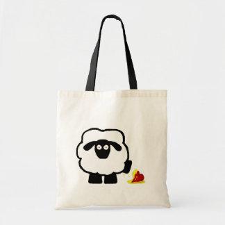 Anti Valentine's Day Sheep Bag