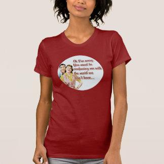 Anti-Valentine's Day T-Shirt Retro Housewife 8
