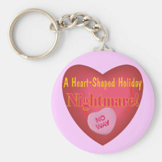Anti Valentines Day T-shirts and Gifts Key Chains