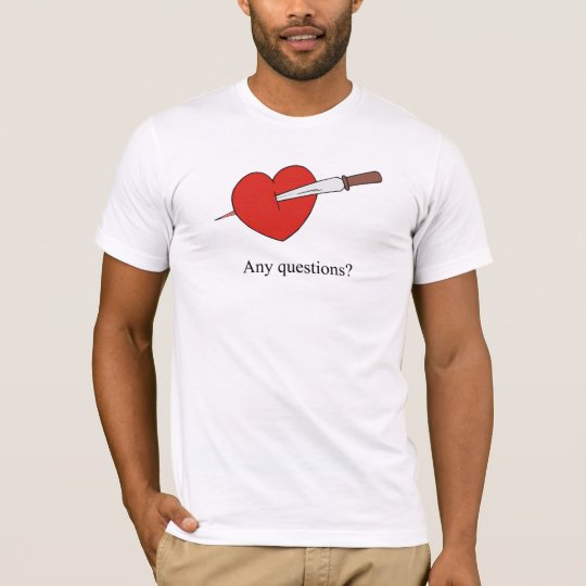 Anti Valentines Gifts T-Shirt