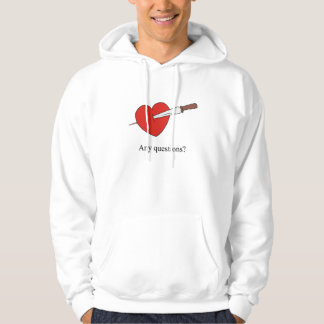 Anti Valentines Hoodie