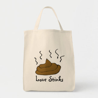 Anti-Valentines: Love is just a bunch of crap Tote Bag