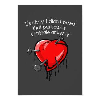Anti-Valentines Party Invitation