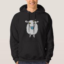 Anti Vax Sheep Vaccination Hoodie