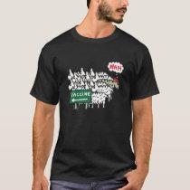 Anti Vax Sheep Vaccination T-Shirt