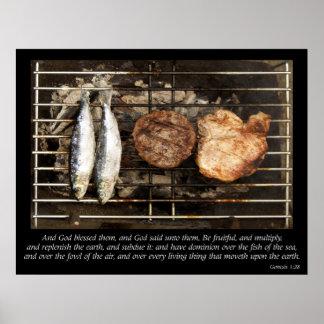 Anti-Vegetarian Posters