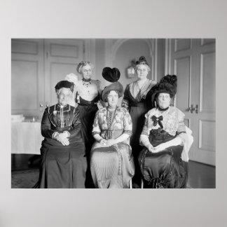 Anti-Vivisección Ladies, 1913 Impresiones
