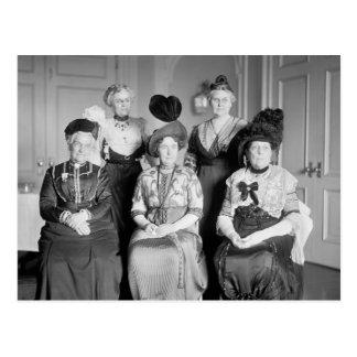 Anti-Vivisección Ladies, 1913 Postales