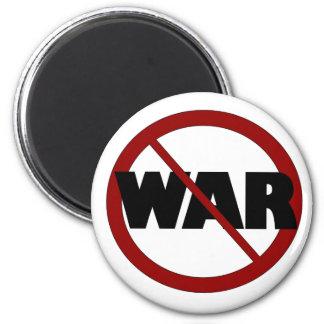 Anti War 2 Inch Round Magnet