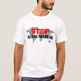 Anti War-Peace sign women's T-Shirt