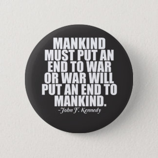 Anti War Pinback Button