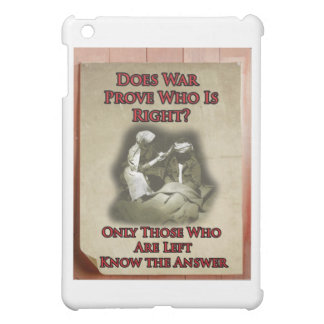 Anti-War Poster Case For The iPad Mini