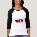 Anti War Tshirt