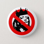 ANTI-WHITMAN PINBACK BUTTON