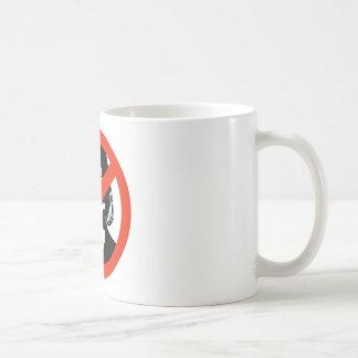 ANTI-WHITMAN TAZA DE CAFÉ