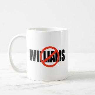 ANTI-WILLIAMS TAZAS