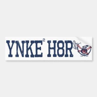 Anti-Yanqui de YNKEE H8R Pegatina Para Auto