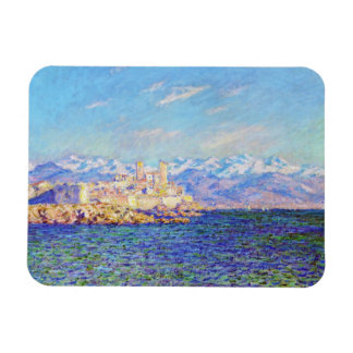 Antibes, Afternoon Effect, 1888 Claude Monet cool, Magnet