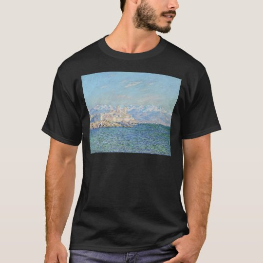 Antibes, Afternoon Effect (1888) T-Shirt