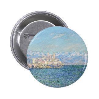 Antibes, efecto de la tarde - Claude Monet Pin
