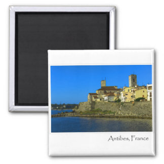 Antibes France Fridge Magnets