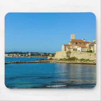 Antibes France Mouse Pad