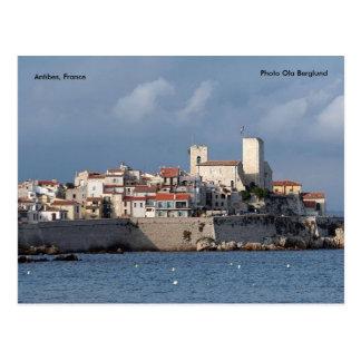 Antibes, France, Photo Ola Berglund Post Card
