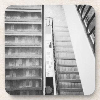 Antibes Francia, museo de Picasso de las escaleras Posavaso
